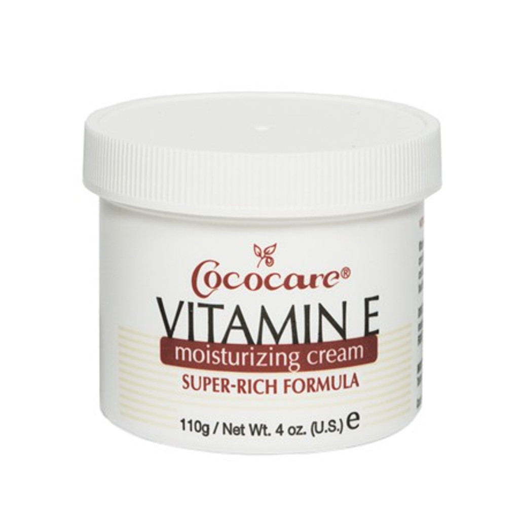 Vitamin E Super Rich Formula Cream 4 oz