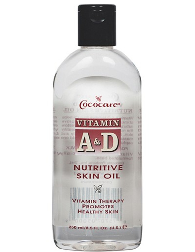Vitamin A & D Nutritive Skin Oil