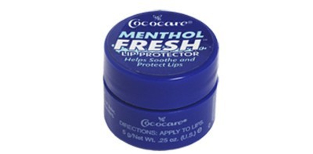 Menthol Fresh Lip Protector  .25 oz