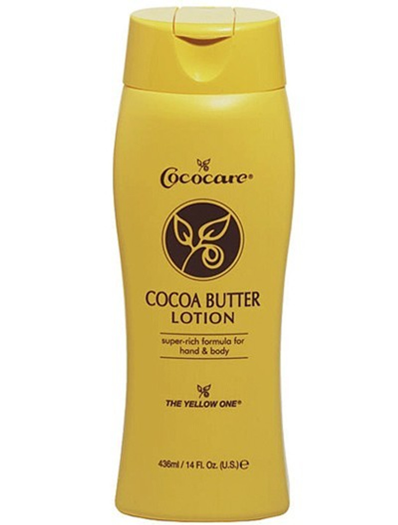 Cococare Cocoa Butter Super Rich Formula Lotion 14 fl oz
