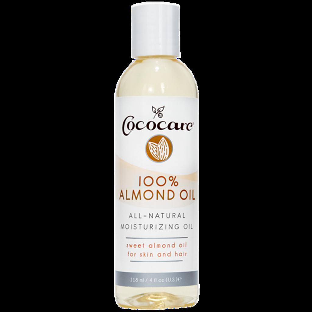 100% Natural Almond Oil 4 fl oz