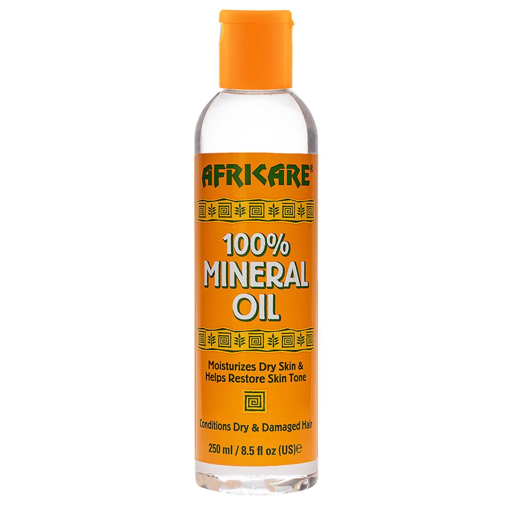 Africare 100% Mineral Oil 8.5 fl oz