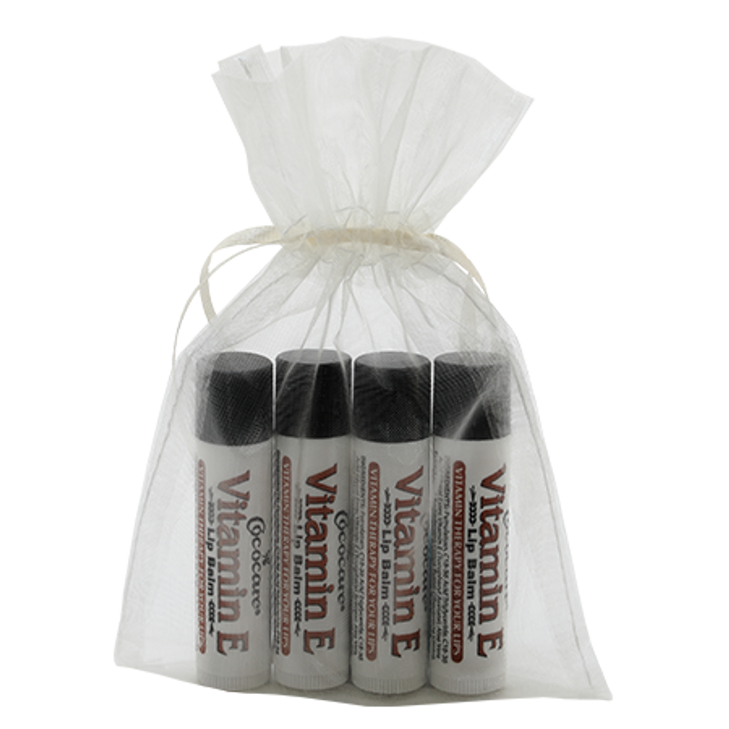 Vitamin E Lip Balm Gift Bag