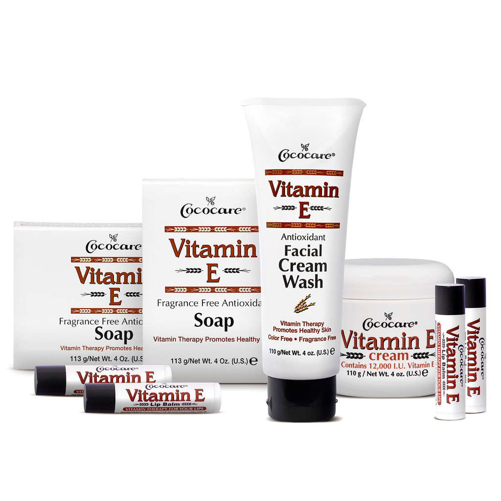 Vitamin E Gift Bundle