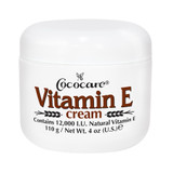 Vitamin E Cream 12,000 I.U. 4 oz