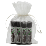 Coconut Lip Balm 4 Piece Gift Bag.