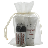 Vitamin E On the Go Cream and Lip Balm Gift Bag