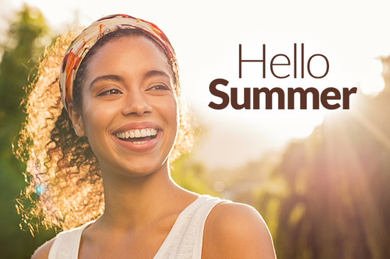 Summertime, and the Skincare's Easy…