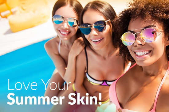 Beautiful Summer Skin – Don't BE Jelly, GET Gelly!