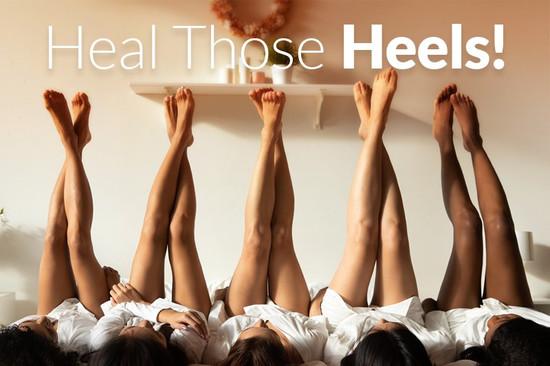Heal Those Cracked Heels!