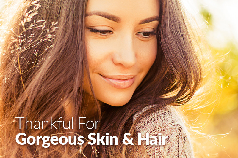 Let's Give Thanks… to Argan Oil for Giving Us Gorgeous Skin & Hair!