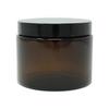 500ml Amber Candle Jar