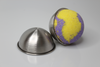 Bath Bomb Mould 70mm, Stainless Steel