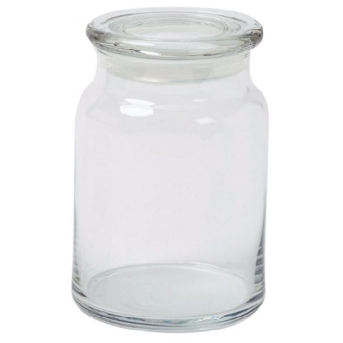 100cl Classic Candle Jar With Lid