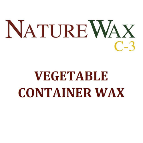 Nature Wax C-3 Soy Container Wax