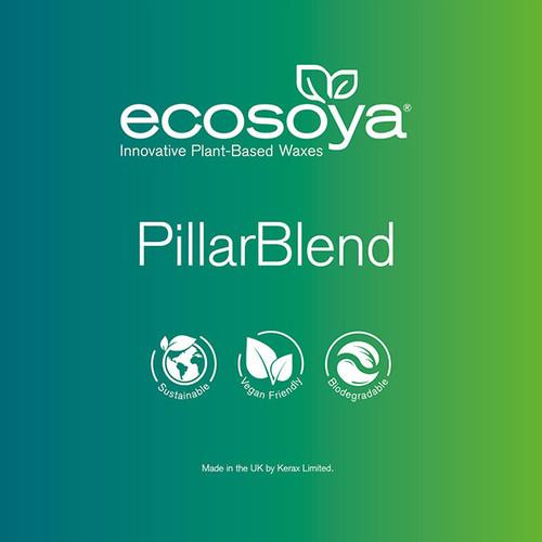 EcoSoya Pillar Blend Candle Wax
