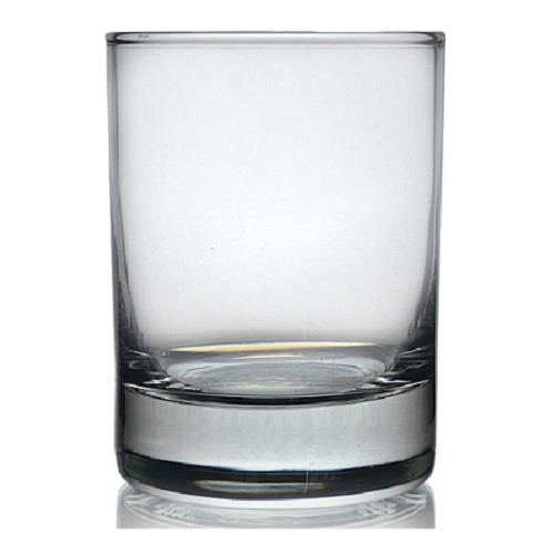 30cl Lucy Clear Candle Glass