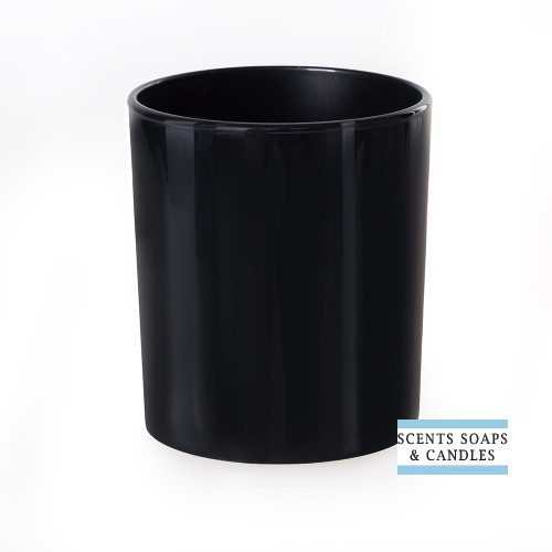 Lucy Gloss Black 30cl Candle Jar