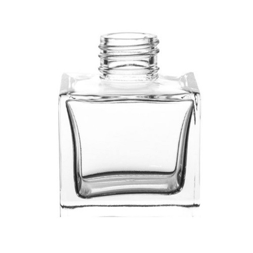 Cube 100ml Reed Diffuser Glass Bottle
