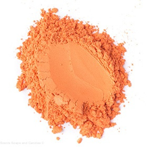 Clementine Pop Mica Powder