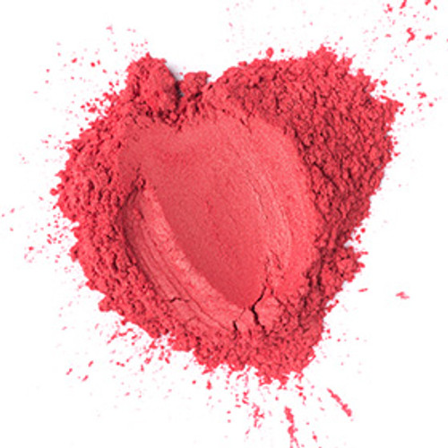 Frosty Rose Petal Mica Powder