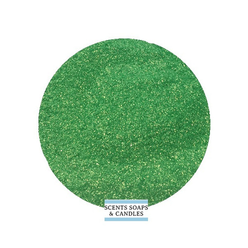 Green EcoSpark Allure - Eco Glitter