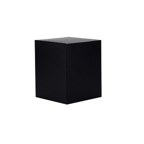 Black Medium Candle Box