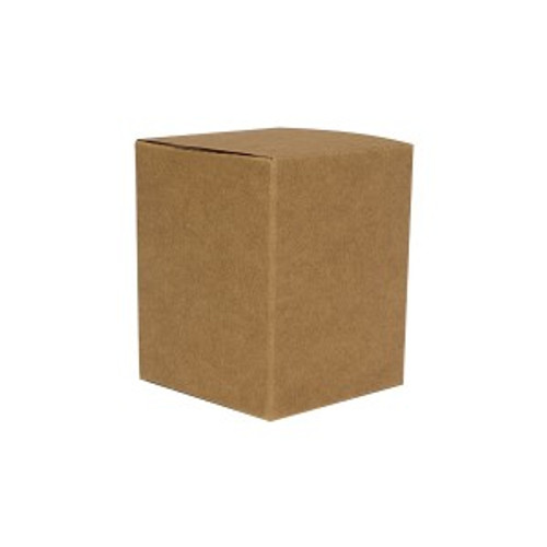 Kraft Candle Box Medium