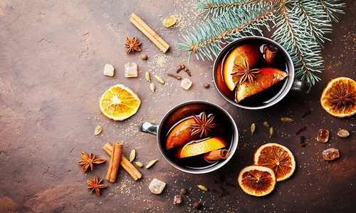Winter Spice Fragrance Oil