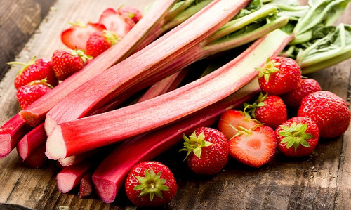 Strawberry & Rhubarb Fragrance Oil