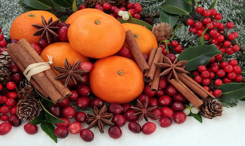 Cinnamon Cranberry and Orange Fragrance Oil