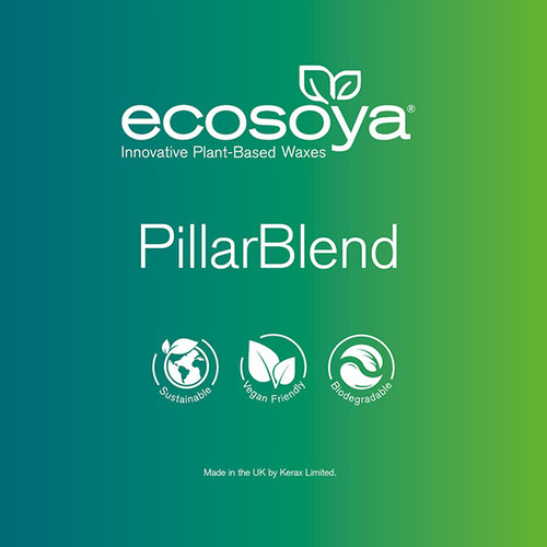 EcoSoya Pillar Blend Candle Wax