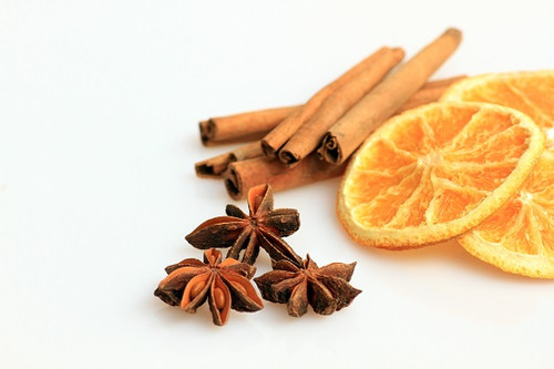 Spiced Orange Fragrance