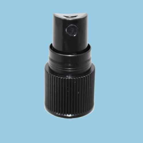 Black Atomiser Cap