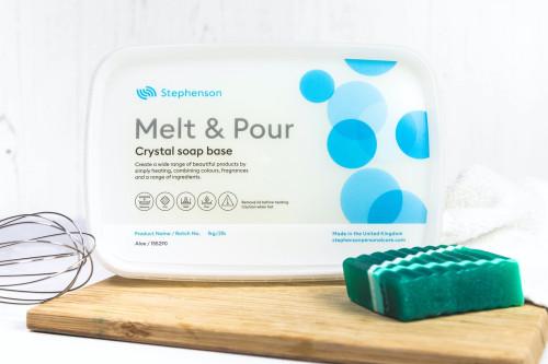 Aloe Vera - Stephenson Crystal Melt & Pour
