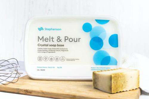 Oatmeal & Shea - Stephenson Crystal Melt & Pour