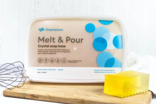OMP Melt and pour soap base
