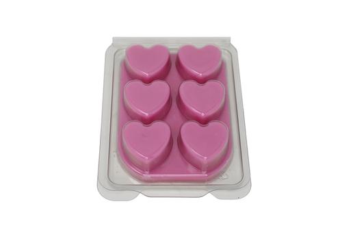 Heart Clamshell Wax Melt