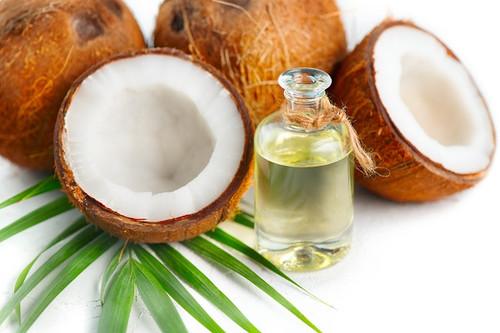 Coconut Oil (Liquid) Fractionated
