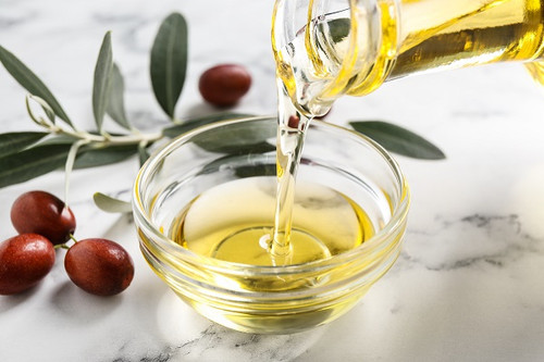 Jojoba Oil Golden - Cold Pressed