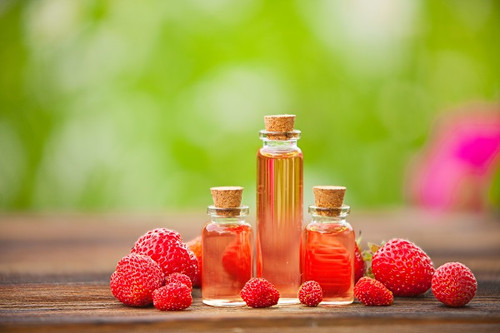 Strawberry Seed Oil - Cold Pressed
