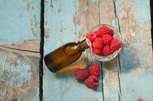 Raspberry Seed Oil - Cold Pressed