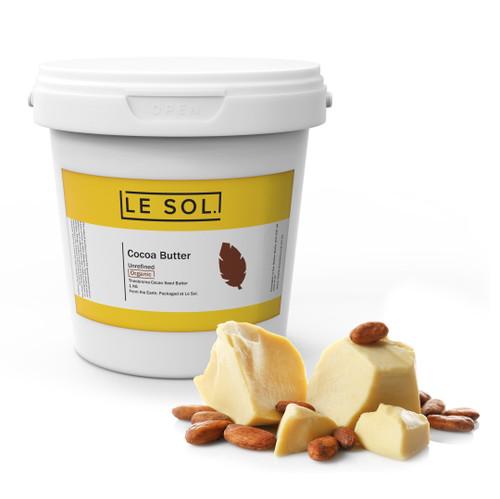 Cocoa Butter - Unrefined (Natural) Organic
