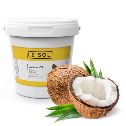 Coconut Oil - Refined Organic (Solid)