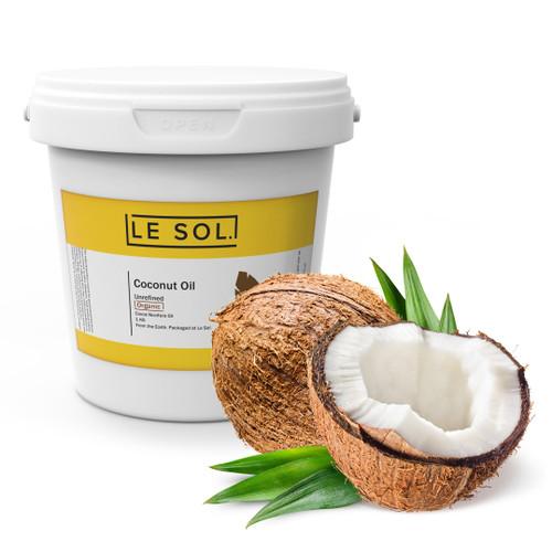 Coconut Virgin (Unrefined) Organic Oil