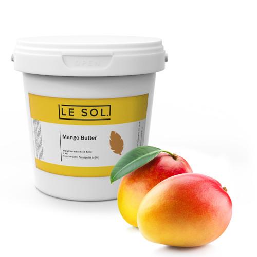 Mango Butter Refined