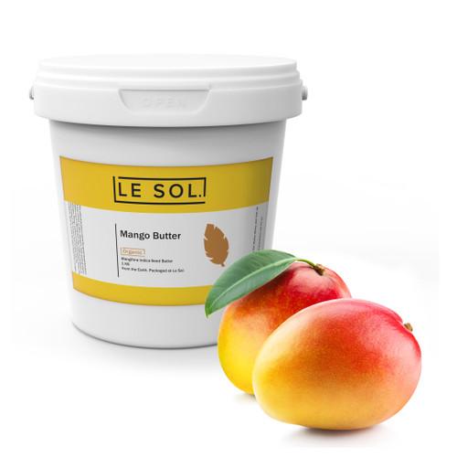 Mango Butter Organic