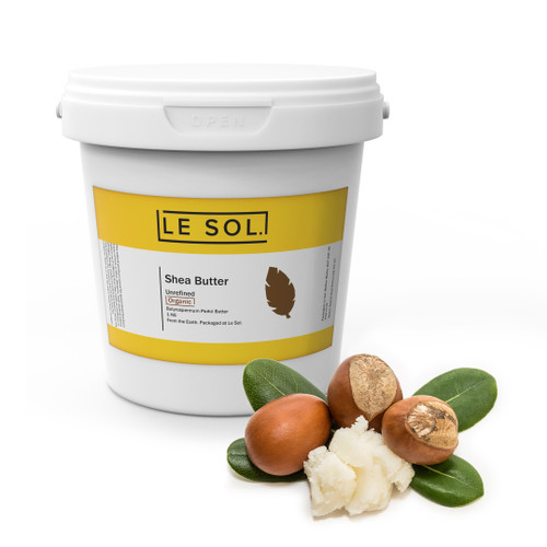 Shea Butter (Unrefined) Organic