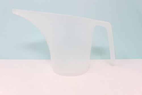 Easy Pour Long Spout Plastic Measuring Jug