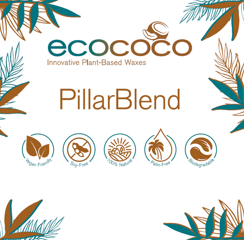 EcoCoco Pillar Scents Soaps and Candles